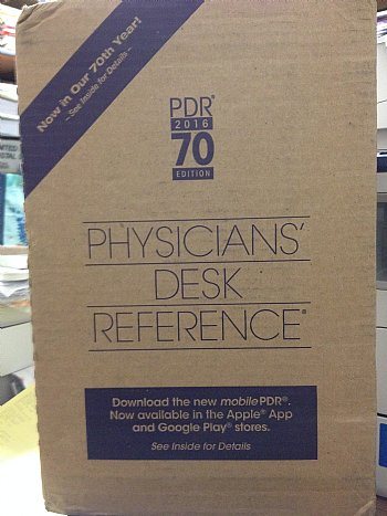 physicians desk reference 2016 pdf