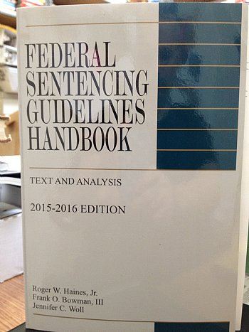 a study on federal sentencing guidelines To as the us federal sentencing guidelines  states sentencing commission,  a new govern-  degree of certainty, a study released by the ethics resource.