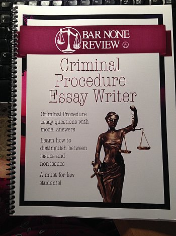 Criminal Procedure Policy Essay Sample