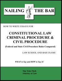 Civil Procedure Essay Examples